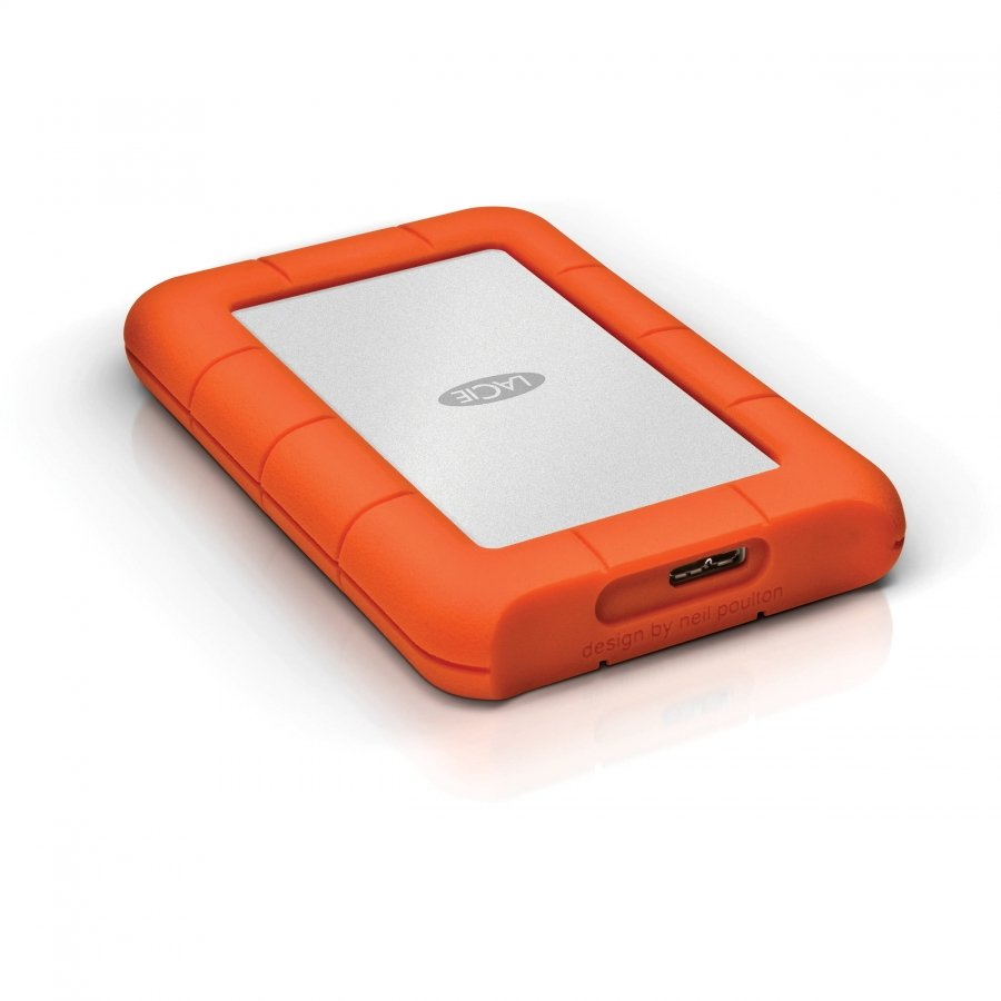 Внешний HDD LaCie Rugged Mini 1Tb (LAC301558)