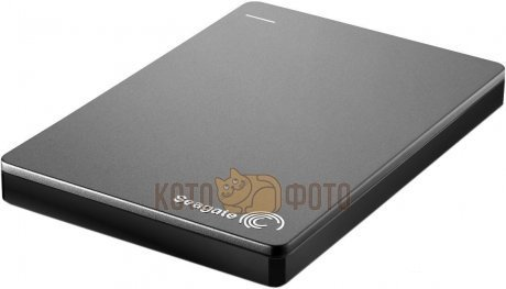 Жесткий диск Seagate Original USB 3.0 1Tb STDR1000201 BackUp Plus Portable Drive 2.5 серебряный