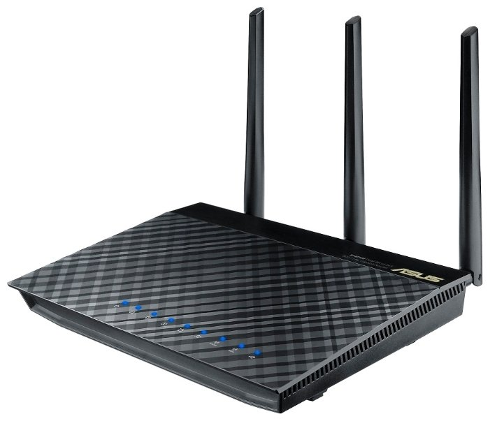 Wi-Fi роутер Asus RT-AC66U wi fi роутер asus rt n56u