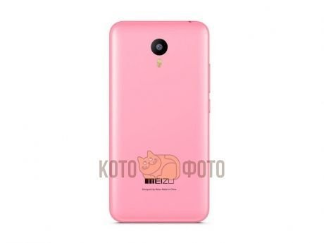 Смартфон Meizu M2 Note 16Gb Pink