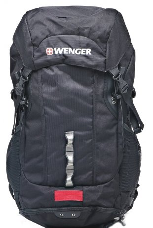 Рюкзак Wenger 30582299 Grey-Black