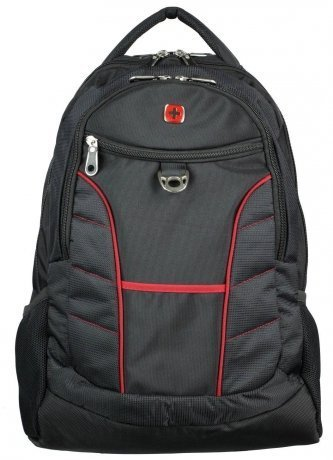 Рюкзак Wenger Rad 1178215 Black-Red