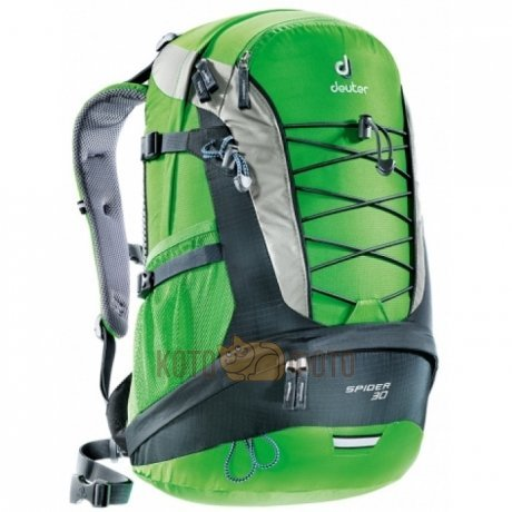 Рюкзак Deuter Daypacks Spider 30 Spring-Granite (Б/Р:Uni) рюкзак deuter daypacks giga pro black
