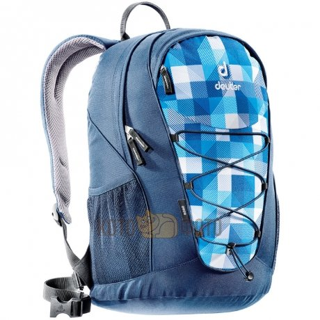 Рюкзак Deuter Daypacks Go Go Blue Arrowcheck рюкзак городской deuter daypacks giga 28 blue arrowcheck