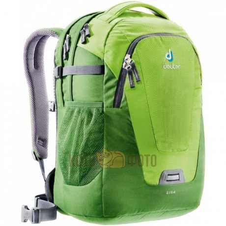 Рюкзак Deuter Daypacks Giga Kiwi-Emerald рюкзак городской deuter daypacks giga 28 blue arrowcheck