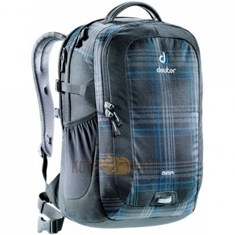 Рюкзак Deuter Daypacks Giga Blueline Check (Б/Р) рюкзак deuter daypacks giga aubergine check б р uni