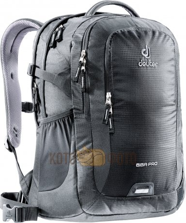 Рюкзак Deuter Daypacks Gigant Black рюкзак deuter daypacks giga pro black