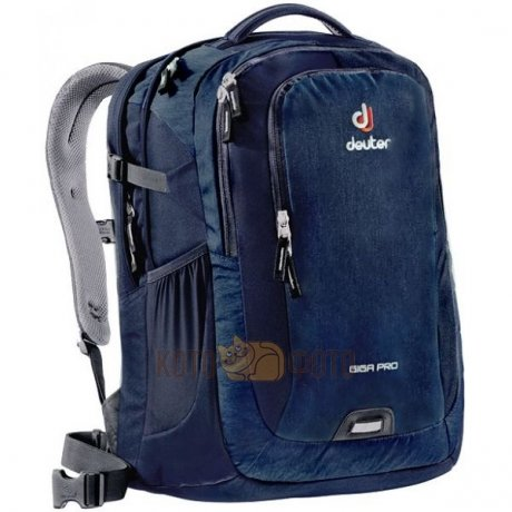 Рюкзак Deuter Daypacks Giga Pro Midnight Dresscode рюкзак городской deuter daypacks giga 28 blue arrowcheck