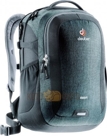 Рюкзак Deuter Daypacks Giga Pro Dresscode-Black рюкзаки deuter рюкзак deuter 2016 17 stepout 22 dresscode black