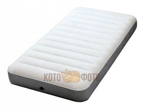 INTEX 64701 Кровать DELUXE SINGLE-HIGH AIRBED, Twin