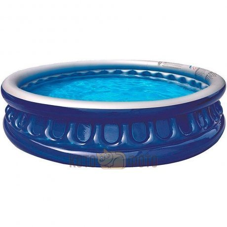 Бассейн Jilong Jl010271Npf Soft Side Pool Детский 175X35