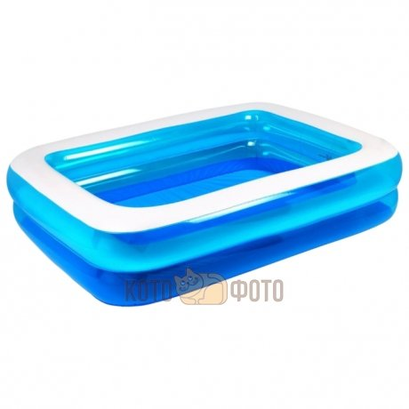 Бассейн Jilong Jl010291-2Npf Giant Rectangular Pool Семейный 305X183X50