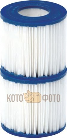 Картридж Jilong Jl290587N Filter Cartridge for 300gal pump (2шт)