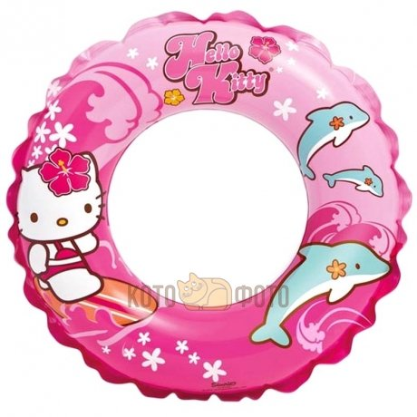 Круг INTEX 56200 Hello Kitty, 3-6 лет