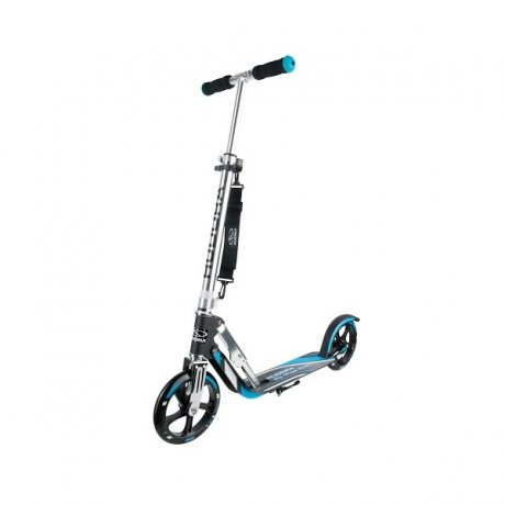 Фотография товара самокат Hudora Big Wheel RX-Pro 205 New Black-Blue (138264)