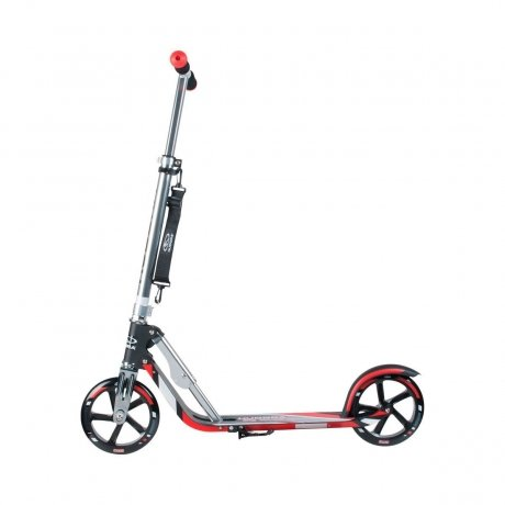 Фотография товара самокат Hudora Big Wheel RX-Pro 205 New Red-Black (138266)