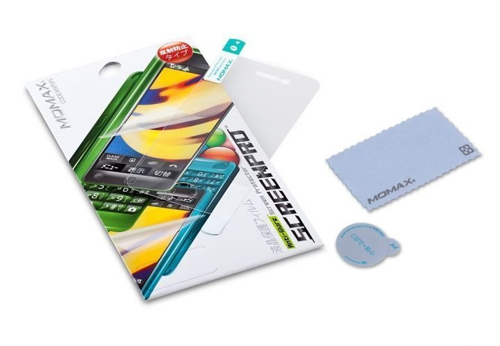 Momax Защитная пленка Anti Glare for Samsung Galaxy Tab3 8.0 momax replacement 3 7v 1500mah battery for htc sensation s710e s710d s510e g11 g12 g15