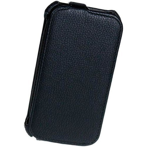 Partner Чехол Flip-case Alcatel 5036-POP C5 (черный)