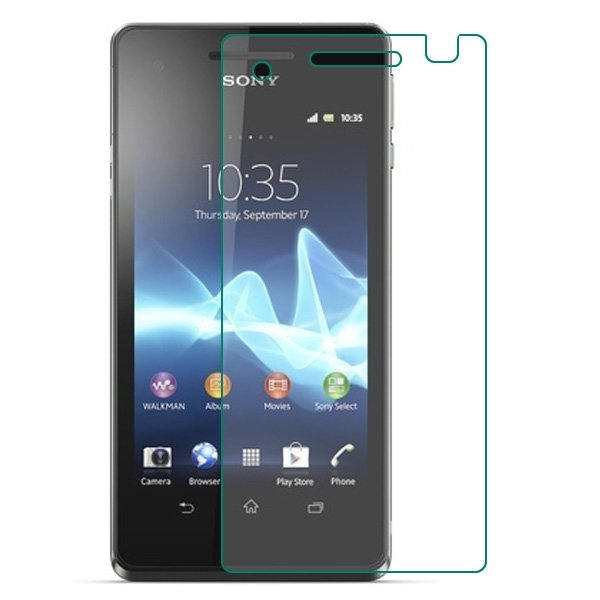Защитный экран для телефона Sony Xperia T3 tempered glass стоимость