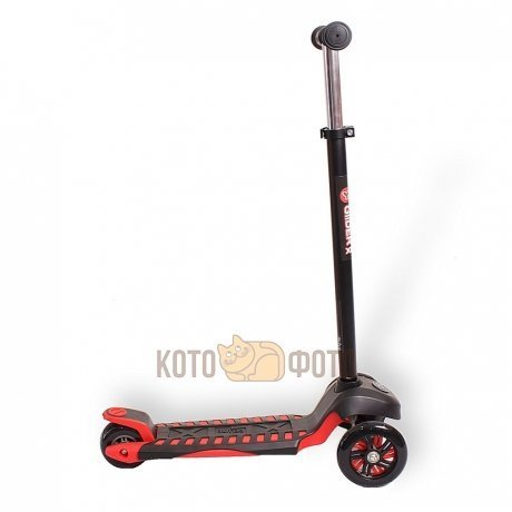 Самокат Y Bike glider Maxi XL Deluxe Red