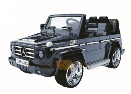 Электромобиль RT Mercedes-Benz DMD-G55 AMG (черный)