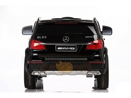 Электромобиль RT Mercedes-Bens ML63 AMG (черный)