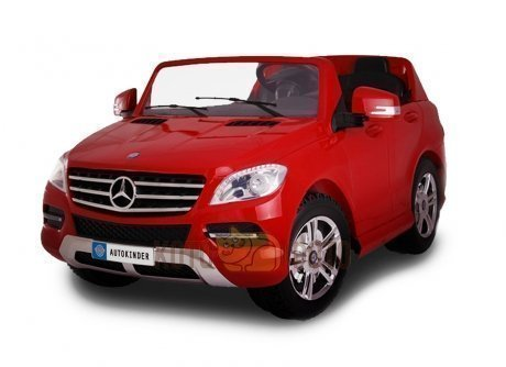 Электромобиль Autokinder Mercedes-Benz ML-350 AK-7012R Красный