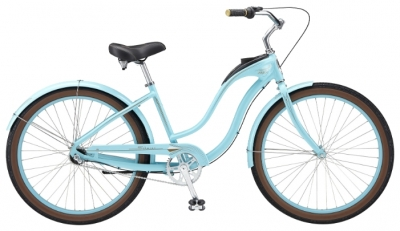 Велосипед Schwinn (2015) Debutante Light Blue