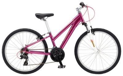 Велосипед Schwinn (2015) Lula Girls 24 Purple
