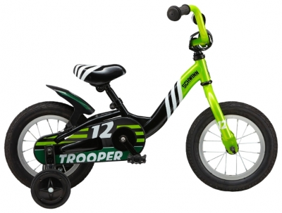 Велосипед Schwinn (2015) Trooper Black/Lime