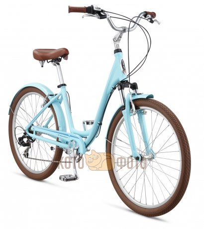 Велосипед Schwinn Streamliner 1 Womens (голубой)