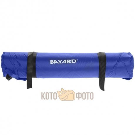 Коврик Bayard Magic Air 25 Blue, самонадувающийся