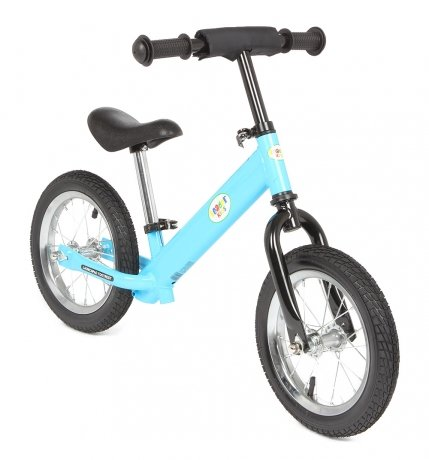 Беговел Leader Kids light blue голубой