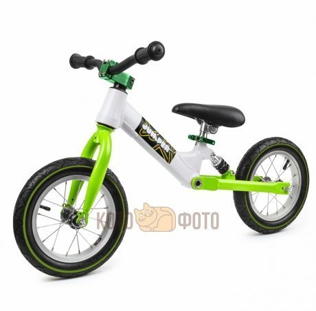 Велобалансир Small Rider Jumper Pro Green Grass