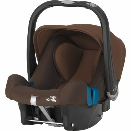 Детское автокресло Britax Roemer Baby-Safe Plus SHR II Wood Brown Trendline от Kotofoto