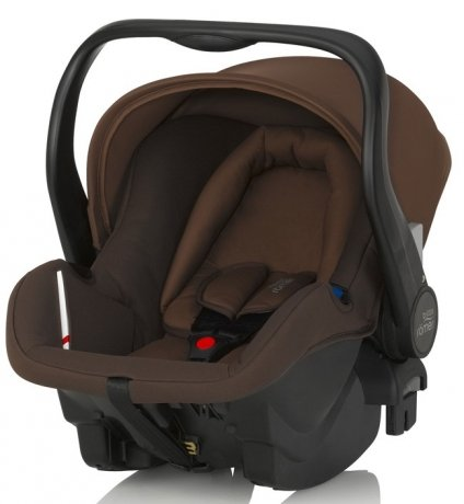 Детское автокресло Britax Roemer Primo Wood Brown Trendline от Kotofoto