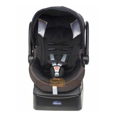 Автокресло Chicco AUTO-FIX  FAST BABY NIGHT гр. 0+ chicco chicco автокресло auto fix fast baby night