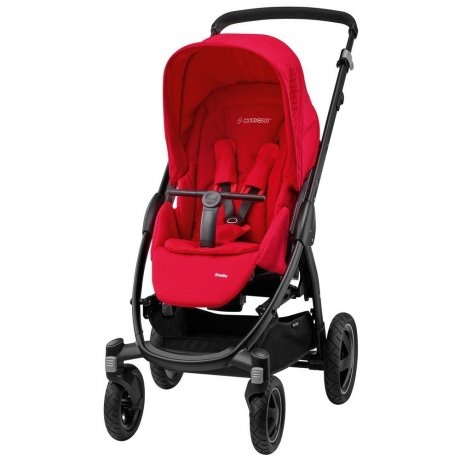 Коляска прогулочная Maxi-cosi Stella Origami red 12249537