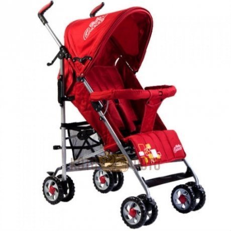Коляска трость Baby care in City, (Red)