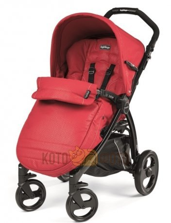 Коляска прогулочная Peg-Perego Book Completo (MOD. RED)