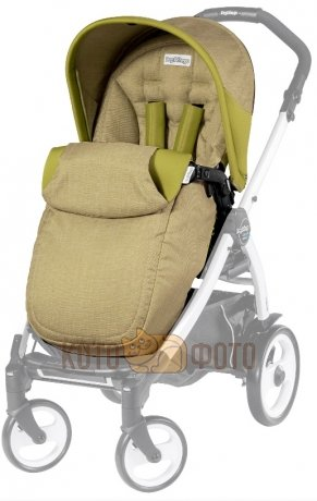 Сиденье Peg-perego Pop Up Seat Completo (GREEN TEA)