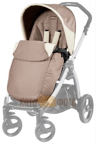 Сиденье Peg-perego Pop Up Seat Completo (PURE AVANA)