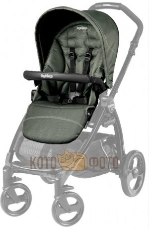 Сиденье Peg-perego Pop Up Seat Sportivo (TIMO)