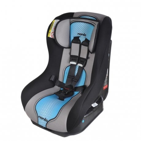 Кресло безопасности Nania Driver FST (pop blue) mebelvia beauty sleep via flex standart 160х200