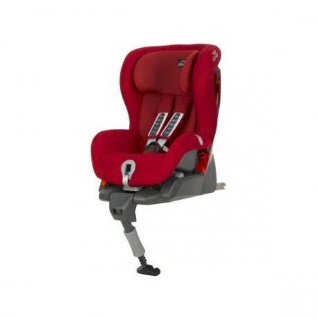 Детское автокресло Britax Roemer Safefix Plus Flame Red Trendline от Kotofoto