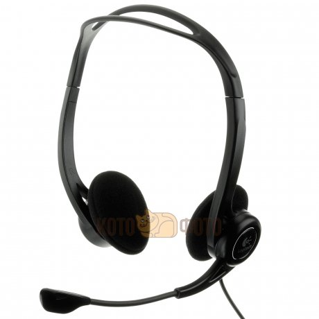 Гарнитура Logitech PC Headset 960 USB OEM (981-000100)