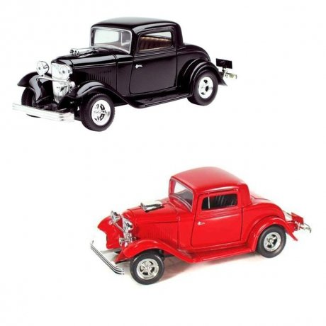 Машинка Motormax 1:24 1932 Ford Coupe