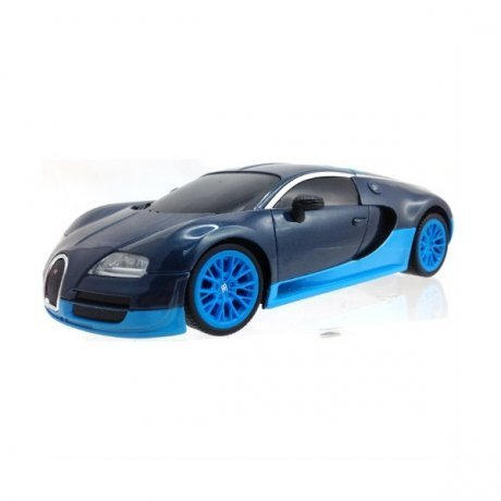 Машина На Р/У Kidz Tech 1:26 Bugatti 16.4 Super Sport (Обычные Колеса)