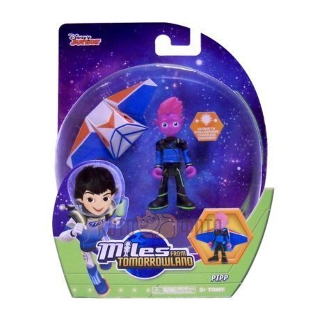 Фигурка Tomy Miles from Tomorrowland 86106, Пип, 7 см