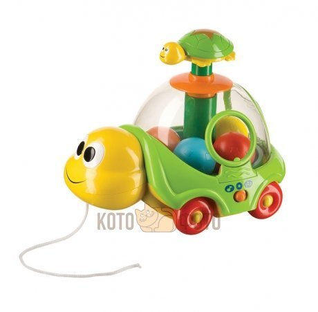 Каталка-Юла Happy baby IQ-TURTLE 330064